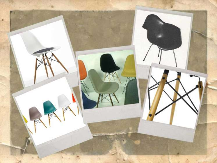 Stijlvol & tijdloos: de Eames Dining Chair