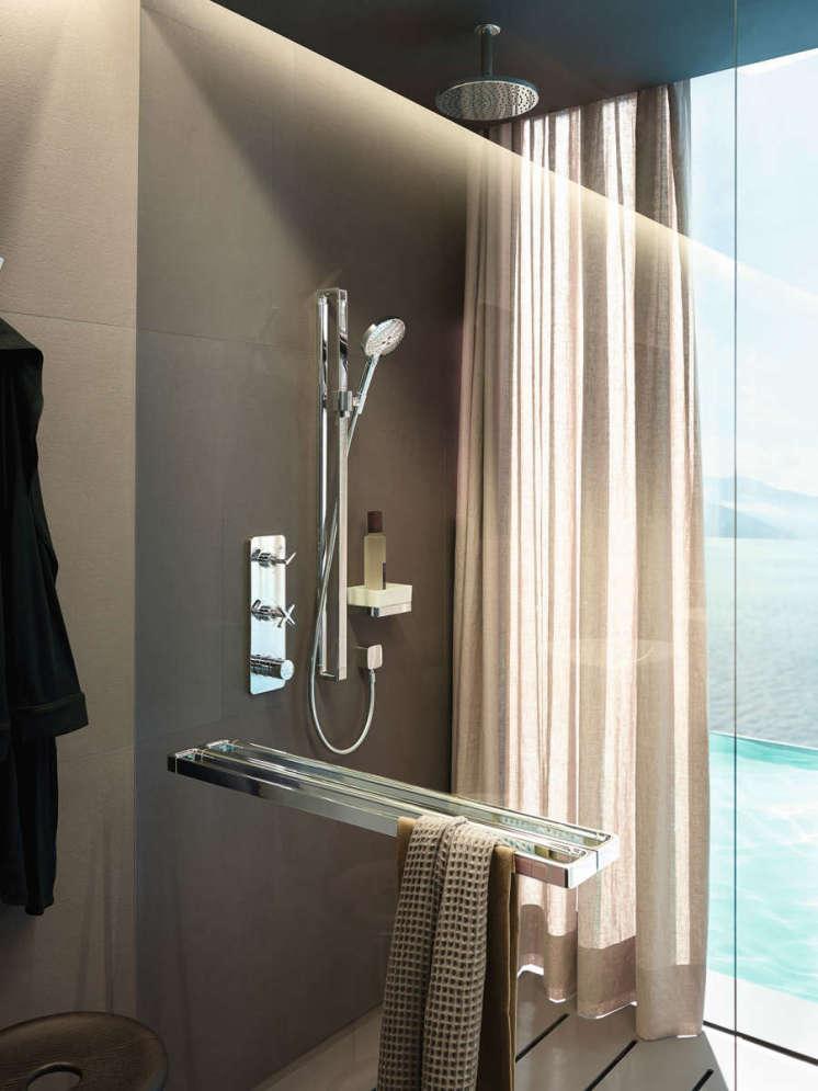 antonio citterio met derde badkamercollectie voor axor. Black Bedroom Furniture Sets. Home Design Ideas