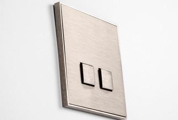 Lithoss stelt designschakelaar met RGB-controller voor