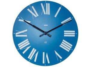 Blauw - Alessi Firenze klok