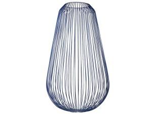 Blauw - Serax Iron Vase XL