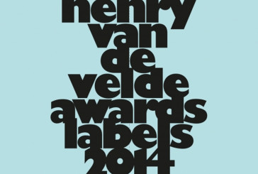 Henry van de Velde Awards & Labels 2014
