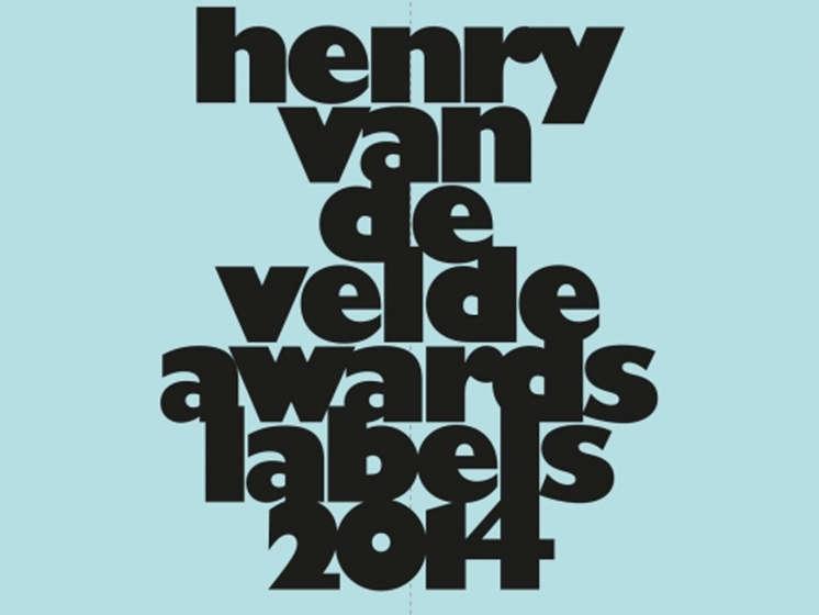 Henry van de Velde Awards & Labels 2014