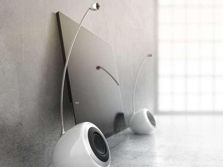 Philips Gaat Voor Design Bij Soundsphere Speakers