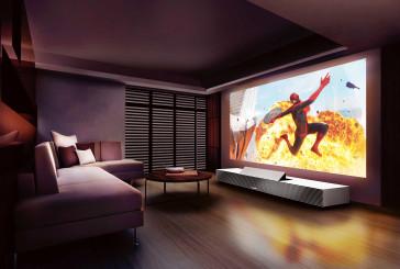 Sony presenteert ingebouwde projector