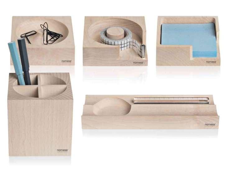 Nomess Copenhagen wooden deskset