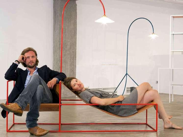 Designduo Muller Van Severen is Designer van het Jaar 2015