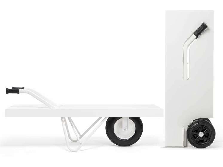 Soonsalon Mobile Cabinet Trollet