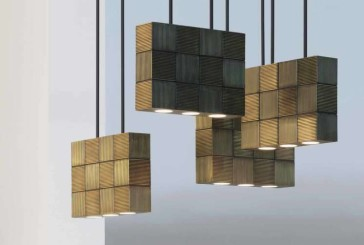 Tekna stelt de betegelde hanglamp Pendeen voor