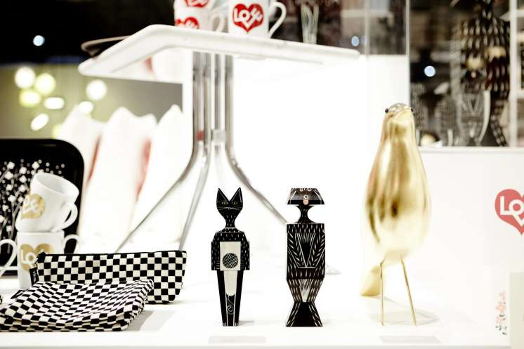 Vitra Home Complements - Wooden Dolls - Alexander Girard