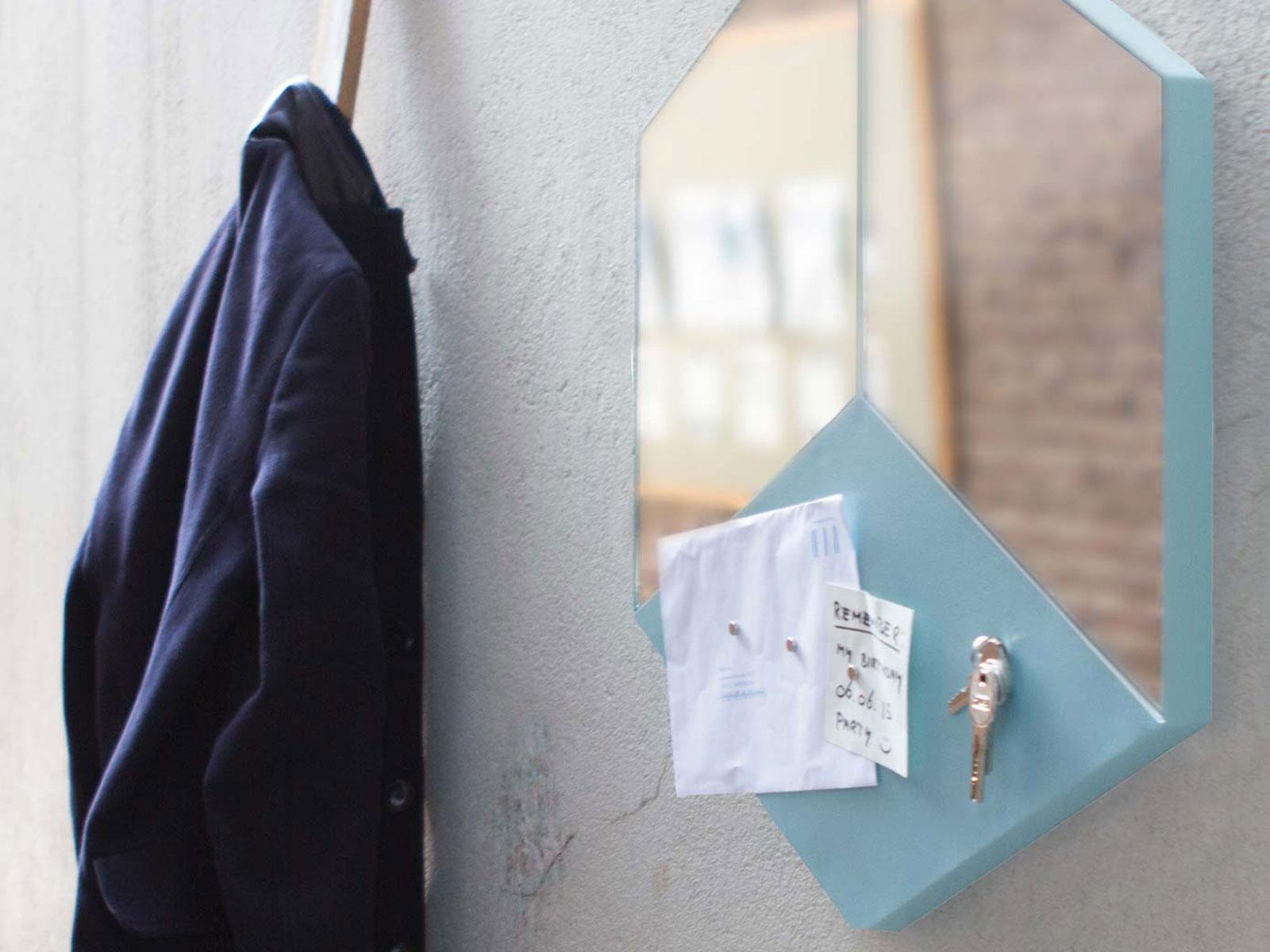 Keyker: mooi design voor de vergeetachtige ijdeltuit