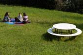 Gezellig zomers tafelen met vrienden? Deze Hotspot tafel is er voor je!