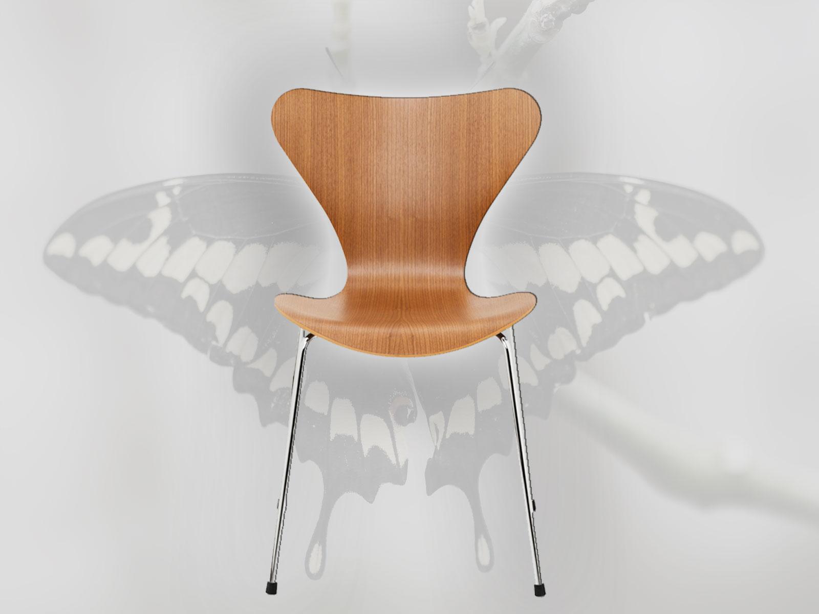 De Vlinder van Jacobsen sloeg precies 60 jaar geleden z'n vleugels uit