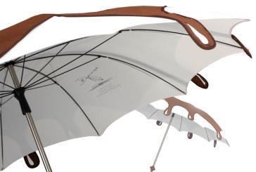 Choc-o-lat, de rock'n roll-parasol