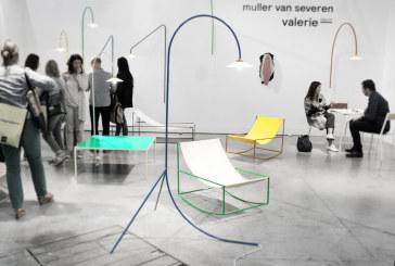 Muller Van Severen brengt meerdere ontwerpen onder bij Valerie Objects
