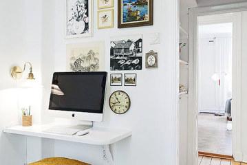 Wat is er aan de wand? Maak van je bureau een 'muureau'!