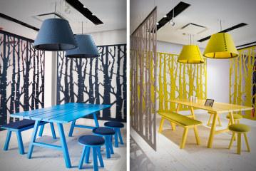 Het nieuwe werken volgens Alain Gilles & BuzziSpace