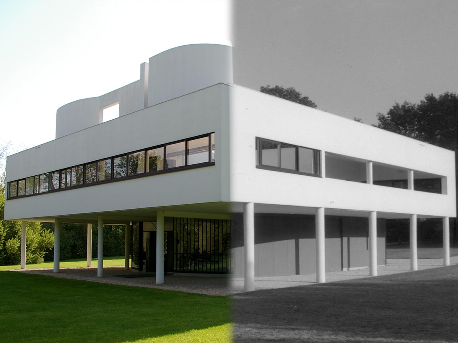 Aanschouw de cassina lc familie van le corbusier - Decoratie villas ...