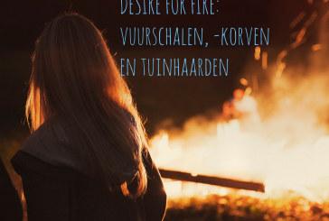 Desire for fire: verschillende vurige vuurschalen met een hoge X-factor