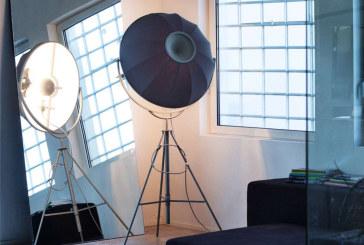 De fameuze Fortuny fotografenlamp