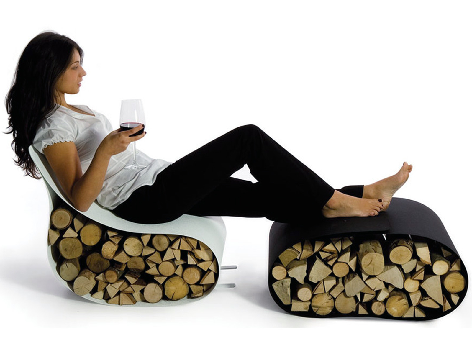 Woodnlounger