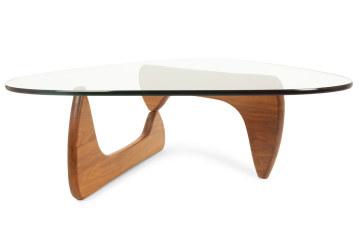 Na 6 decennia nog steeds perfect in balans: de Noguchi Coffee Table