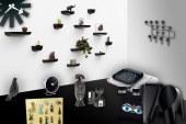 Ga voor de stijlvol zwarte accessoires van Vitra