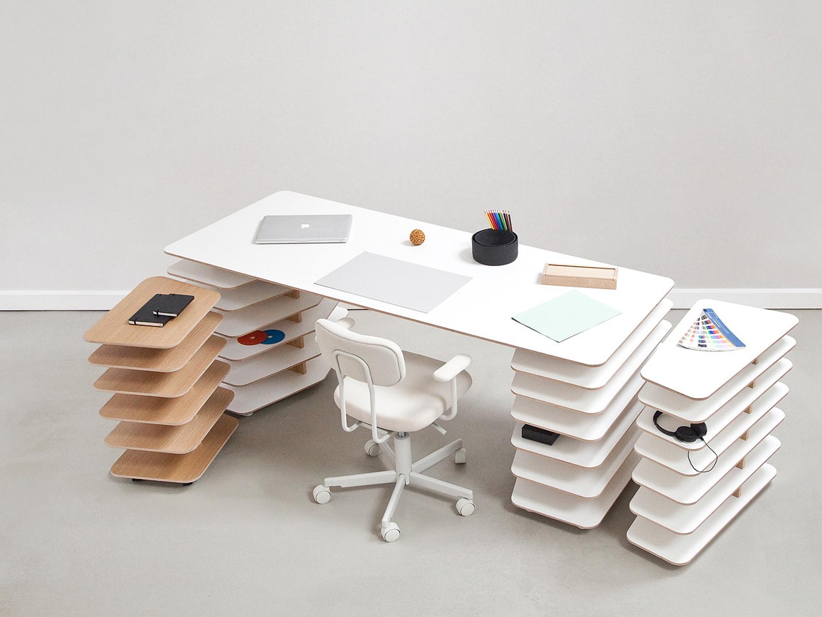 Begin het jaar met een schone lei met de Strates Desk