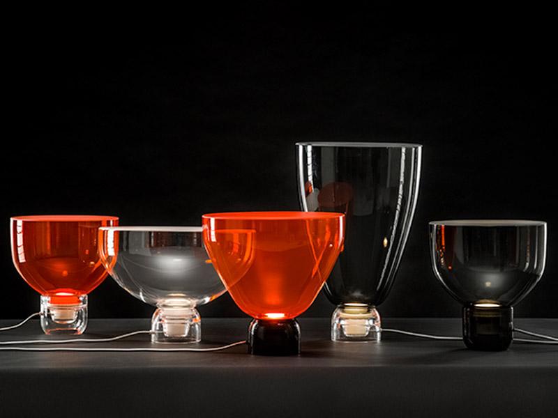 Brokis schenkt je met de Lightline elegant & stralend glaswerk