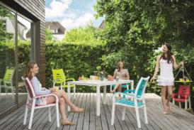 Breng wat kleur en vrolijkheid naar je tuin of terras