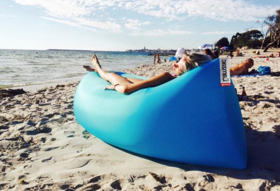 Fatboy Lamzac Hangout: dé instant zitzak voor deze zomer