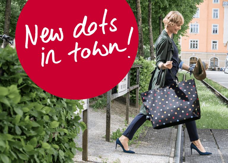 Reisenthel Dots: welke tas is jouw favoriet?