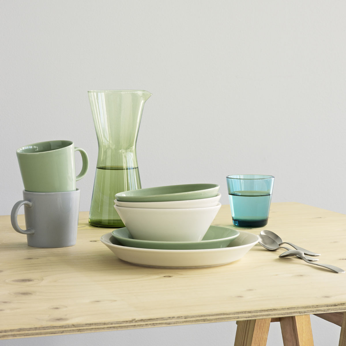 Iittala Teema servies: back to basics
