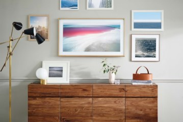 Samsung lanceert met The Frame tweede televisie voor designliefhebbers
