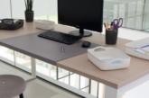 Design op kantoor met Curver