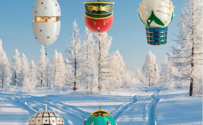 The Christmas Spirit bij Alessi is feeëriek