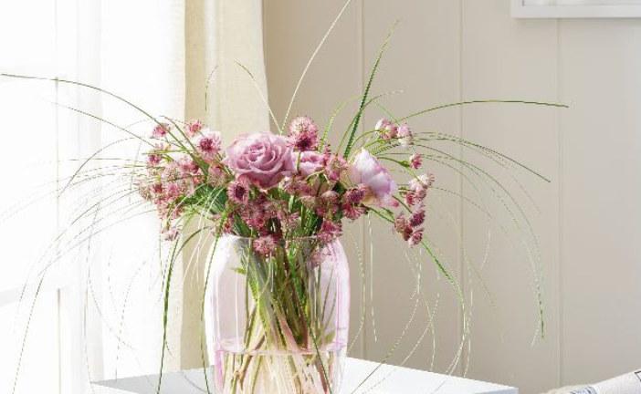 Kies de juiste vaas voor jouw bloemen dankzij Villeroy & Boch